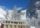 Inverno al Campo Base