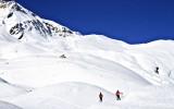 Sci alpinismo a Grange Cervet. Foto E.Collo