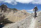 Mountain Bike a 3.000 metri. Foto A.Gerthoux